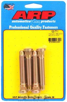 Szpilki do kół ARP M12x1.5 72mm (4szt.) 100-7711 - GRUBYGARAGE - Sklep Tuningowy